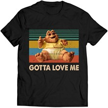 Gotta me amar vintage t camisa dinossauro amantes tv fã t camisa