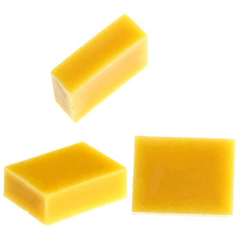 DIY 100% Pure Natural Beeswax Candle Soap Making Supplies No Added Soy Lipstick CosmeticsMaterial Ye