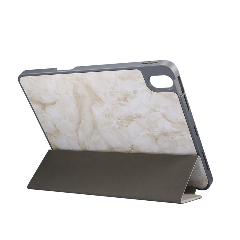 with Pencil-Holder Fold-Cover Slot Shell iPad Air Apple Tablet-Case Shell for Fundas