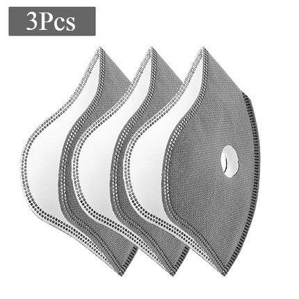 3pcs filter