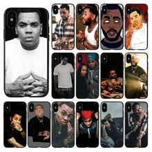 Kevin Gates Black TPU Soft Phone Case Cover for iPhone 11 pro XS MAX 8 7 6 6S Plus X 5 5S se 2020 XR case black cover darling in the franxx for iphone x xr xs max for iphone 8 7 6 6s plus 5s 5 se super bright glossy phone case