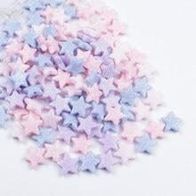 20 sztuk 40 sztuk 100 sztuk akrylowe koraliki dystansowe pięcioramienna gwiazda 4 kolorowe koraliki do tworzenia biżuterii DIY bransoletka naszyjnik akcesoria