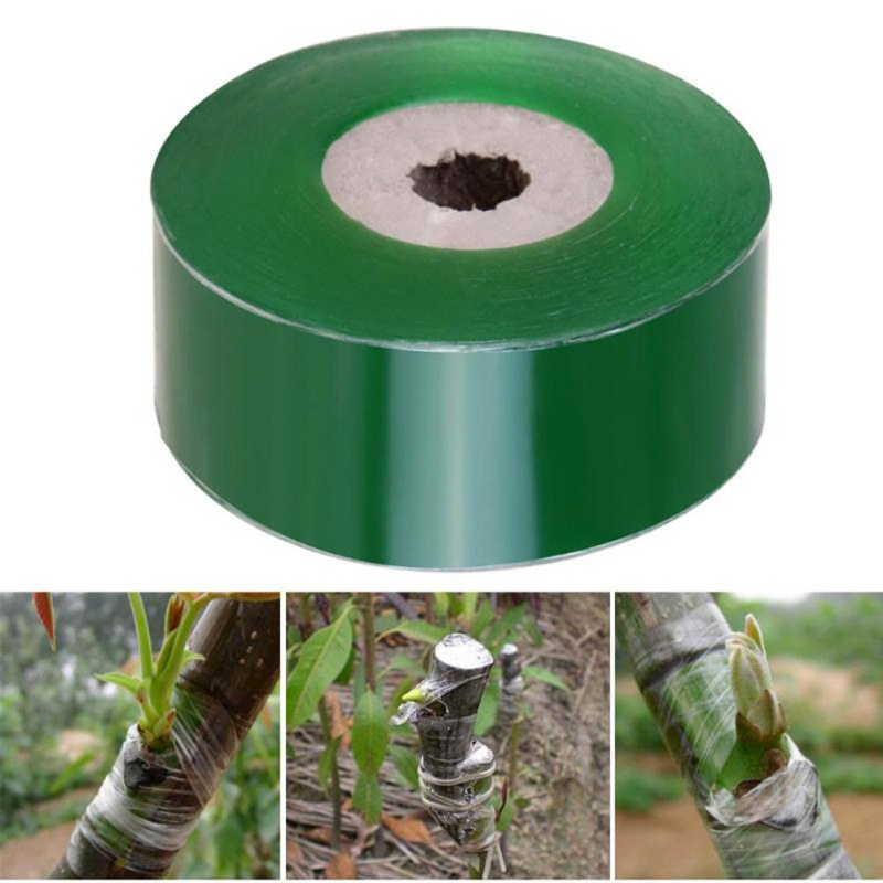 HOT SALE Fruit Tree Seedling Grafted Winding Film Grafting Tape Garden Tools Gardening Bind Belt Cheap