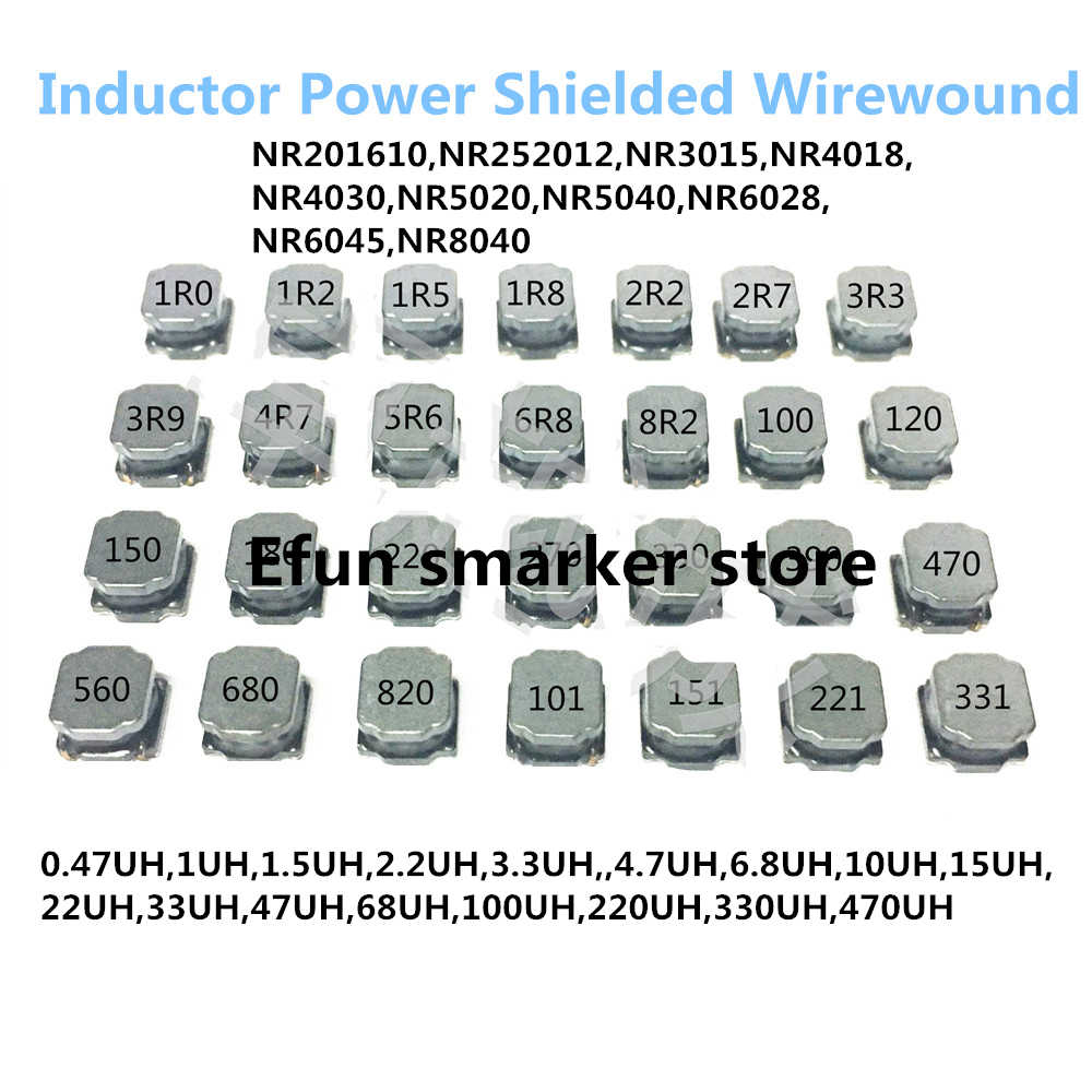 SRR7045-221M 50 Items Inductor Power Shielded Wirewound 220uH 20/% 1KHz 44Q-Factor Ferrite 450mA 700mOhm DCR T//R