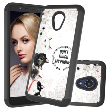 Heavy Duty Shockproof Soft TPU Case For Alcatel A30 Tetra 1X Evolve TCL LX Silicon Back Idealxtra 2018