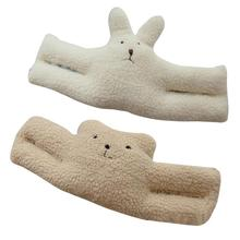 Newest Child Safety Care Baby Door Stopper Hands Protection Cartoon Plush Rabbit Bear For Children's Room