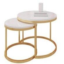 Chair Sofa No Net Discussion-Table Tea-Table-Combination Salon Nail-Shop Nordic-Iron