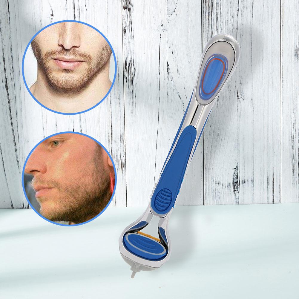 Turbo Razor Five-layer Blade Razor Male Portable Shaver Safety Razor Face Cleaning Shaving Razor Barber Tools Accessories