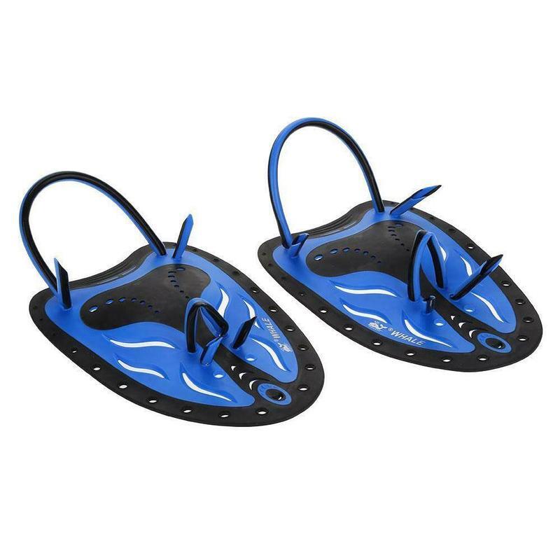Webbed natação exercício prática paddle treinamento de