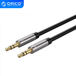 ORICO 3.5mm Audio Cable Jack Audio Extension Cable AM to AM/AM to DM AUX Cord for iPhone Huawei Xiaomi Car Headphone Speaker PC
