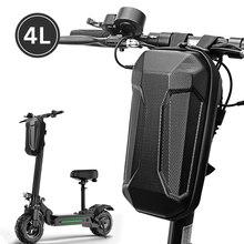 Scooter-Handlebar-Bag Electric-Skateboard Bicycle-Bag Bike-Accessories Hard-Shell Waterproof