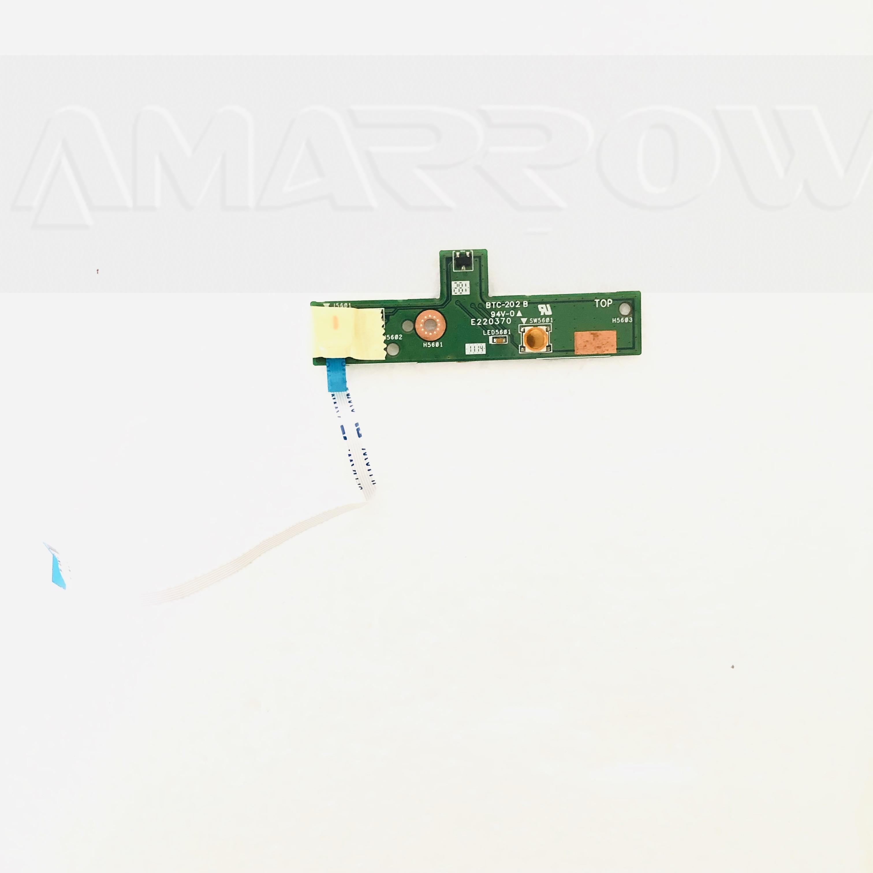 Original For Asus K53Sv A53S X53S K53S K53E K53SD K53SJ Power Button Board Switch Board