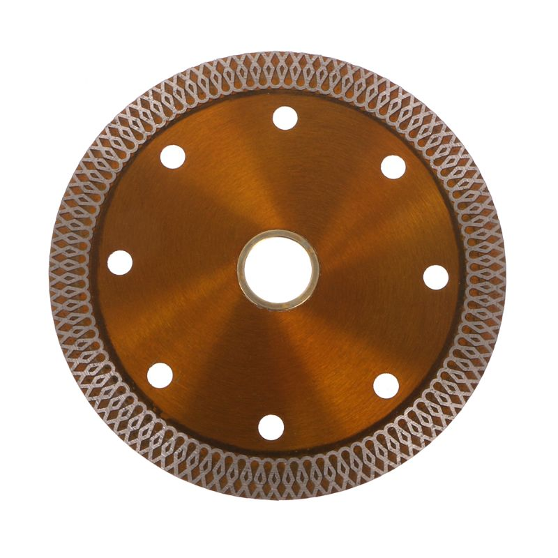 Diamond Saws Blade Hot Pressed Sintered Mesh Turbo Cutting Disc For Granite Marble Tile Ceramic Y98E
