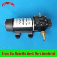 new arrival high flow 13l/min 12v dc 80w electric liquid transfer pump