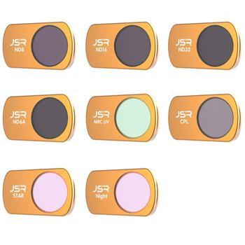 Lens Filter per DJI Mavic Mini Drone Filtri UV CPL STELLA ND 8 16 32 64 PL Filtri Kit per DJI Mavic Mini Filtro Accessori