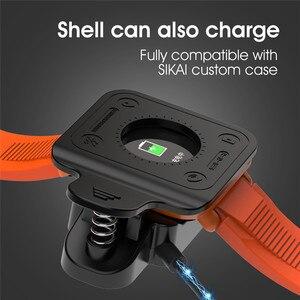 Image 2 - Voor Amazfit Bip Laders Vervanging Draagbare Clip Magnetische Cradle Voor Huami Bip Lite Midong Smart Horloge A1608 Opladen Dock