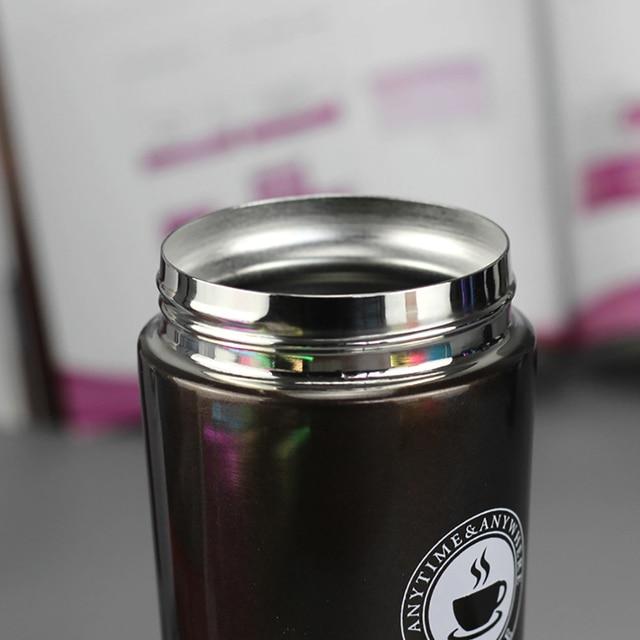 Купить кофейная кружка 380 мл термокружка с двойными стенками вакуумные картинки цена