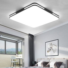 24W Modern LED Ceiling Light Fixtures for Study Dining Room Bedroom Living Room Balcony Ceiling Lamp AC90-265V For Home Lighting