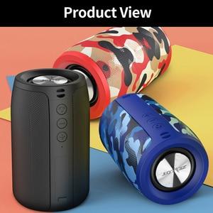 Image 3 - Ijveraar S32 Bluetooth Speaker Fm Radio Draagbare Kleine Draadloze Speaker Subwoofer Ondersteuning Tf Card, Usb Flash Drive