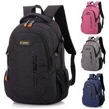 2020 남자 배낭 옥스포드 남성 여행 가방 배낭 패션 남자와 여자 디자이너 학생 가방 노트북 가방 고용량 배낭