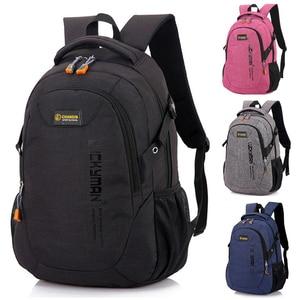 Image 1 - Oxford sac à dos de grande capacité, idéal pour les hommes et les femmes, sacoche de voyage, de styliste, pour étudiants, modèle 2020, pochette dordinateur