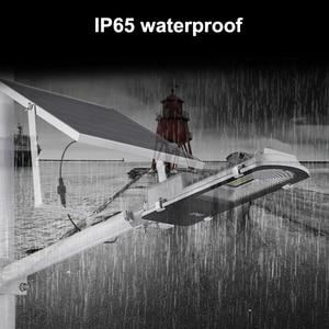 Image 3 - Bsod ledソーラーライトIP65防水20ワット30ワット50ワット100ワット150ワット200ワットled街路ライトledソーラーランプ外ソーラープロジェクター