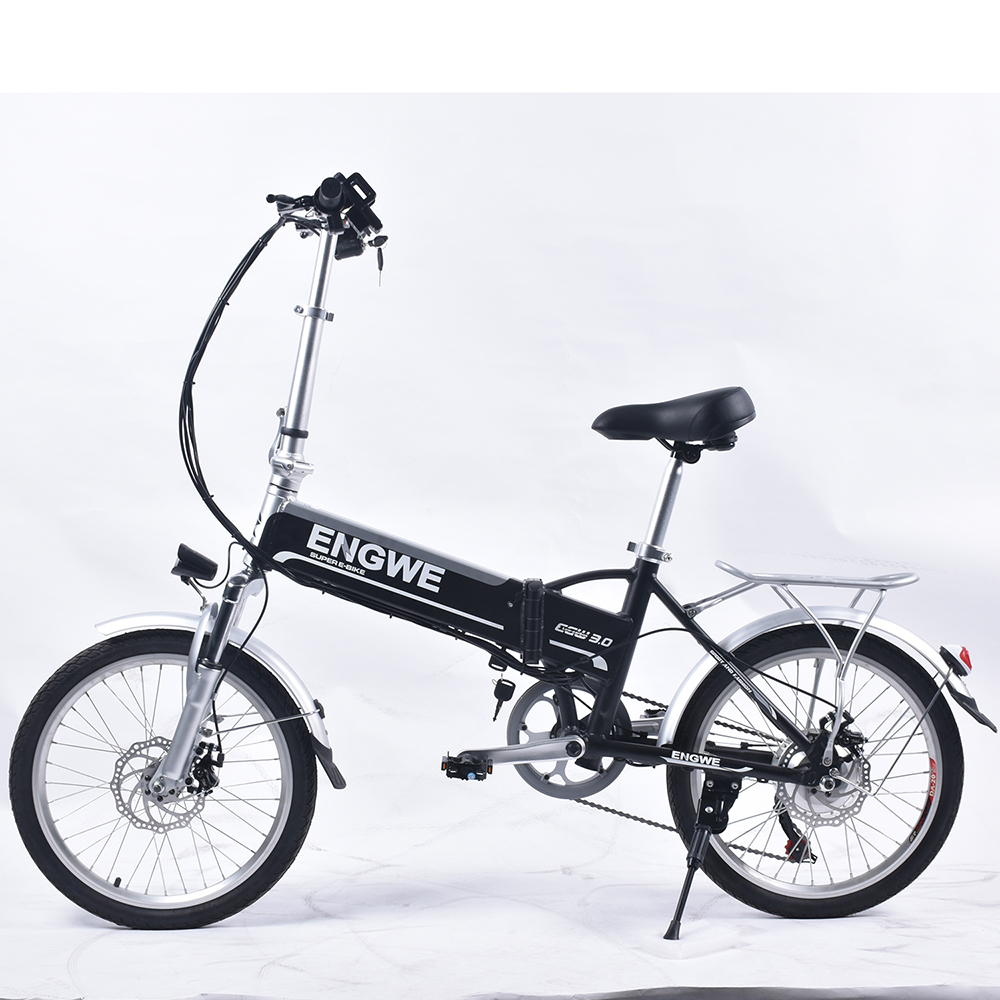 EU Warehouse ENGWE EGW 320 Electric Bicycle 48V 8Ah Aluminium Alloy 250W Brushless 6 Speeds Max 25km/h Electric Bike|Electric Bicycle| |  - title=