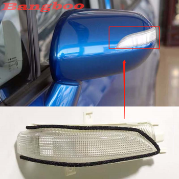 Car Outer Side Rearview Mirror Turn Signal Lights Indicator Lamp For HONDA FIT JAZZ 2005 2006 2007 2008 For CITY 2007 2008 image