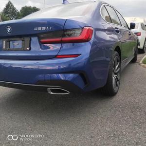 Image 5 - Yeni arka tampon Spoiler havalandırma kapağı BMW 3 serisi için 325LI G28 G20 2020