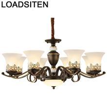 Modernos Industrial Decoracao Para Casa Nordic Lustre Hang De Techo Moderna Luminaire Suspendu Lampara Colgante Hanging Lamp
