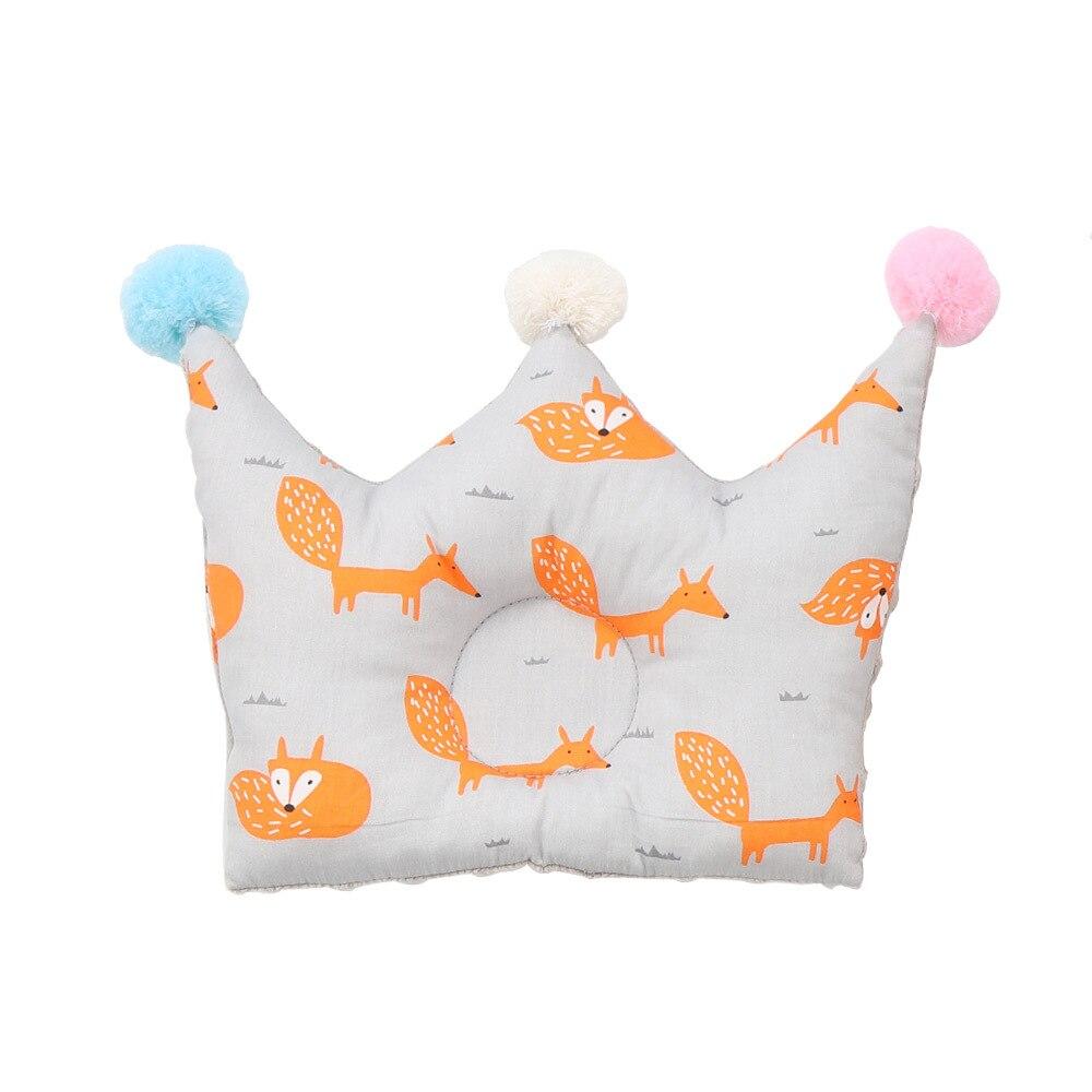 Insular Infant Cotton Crown Baby Pillow Anti Migraine Newborns Baby Infant Pillow Four Seasons Infant Pillow Wholesale
