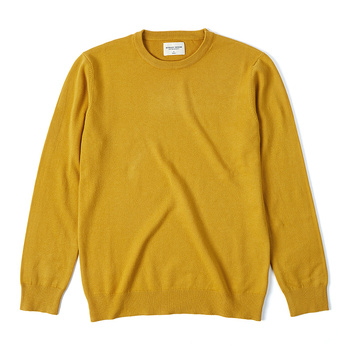 KUEGOU Autumn winter clothing  Solid color Men's sweater stretch Couple pullovers fashion warm sweaters top plus size YYZ-2209 13