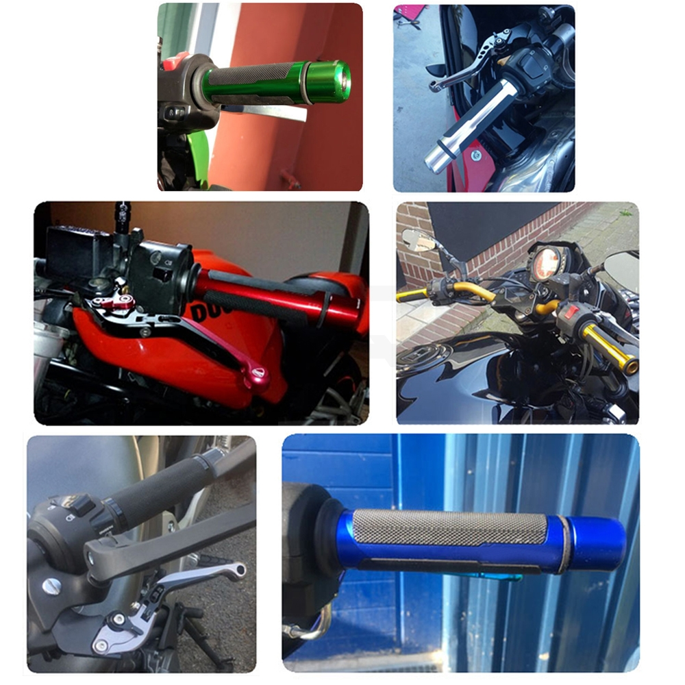 For KTM RC 390 Motorcycle CNC Brake Clutch Lever 7 8 22MM Handlebar Grips RC390 2012 2013 2014 2015 2017 2018 2019 Accessories in Covers Ornamental Mouldings from Automobiles Motorcycles