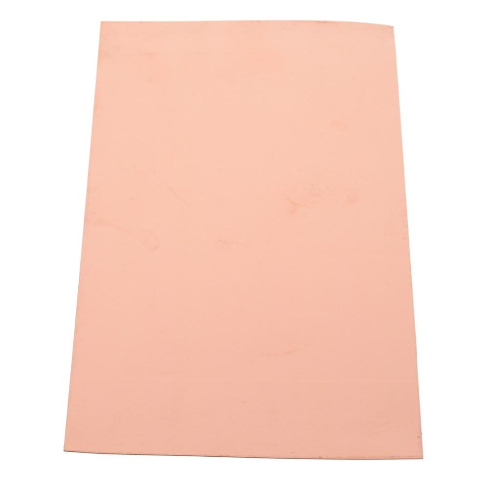 1pc 99.9/% Pure Copper Cu Metal Sheet Foil 0.3 x 100 x 100 mm