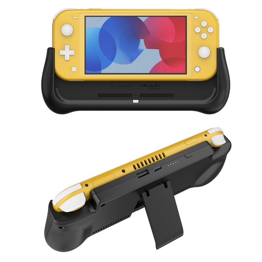 10400mAh Battery Case Power Bank For Nintend For Switch Lite Console With Holder Charger External Battery