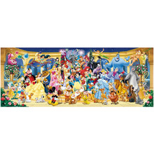 5D Diamond Painting WALT DISNEY FAMILY Disney Characters Diamond Painting Kit 5D Diamond Cross Stitch Paint With Diamonds Diamon(China)