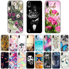 "Per Blackview A60 Caso 6.1 ""TPU di Lusso In Silicone Custodie per Blackview A60 Del Telefono Della Copertura Posteriore per Blackview UN 60 funda Coque(China)"