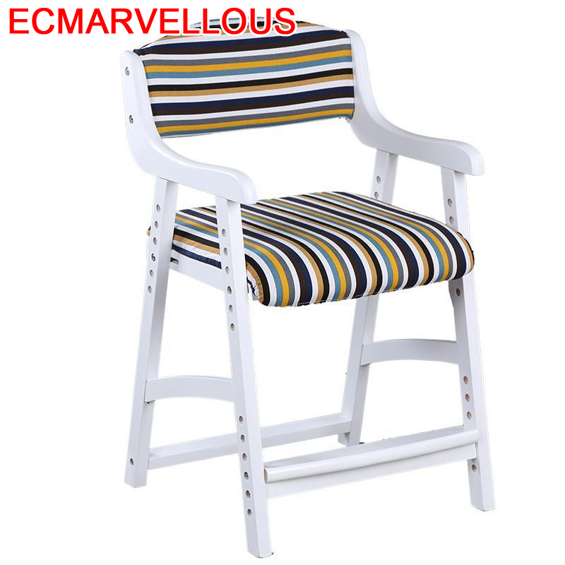 Table Meble Dzieciece Mobiliario Meuble Study Pour Cadeira Infantil Adjustable Chaise Enfant Kids Baby Furniture Children Chair