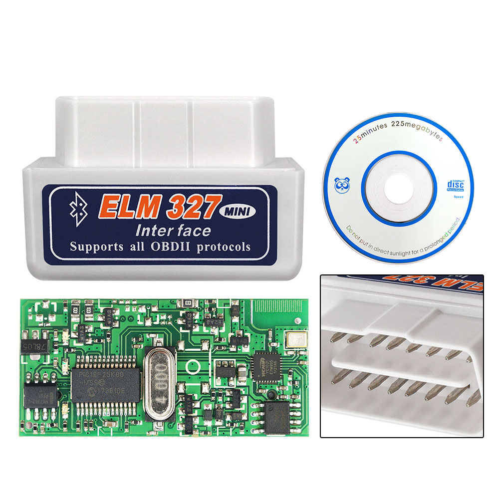 Newly Elm327 Pic18f25k80 Bluetooth V1 5 Auto Scanner 2 Layer Pcb Elm 327 25k80 Obdii Diagnostic Newly Elm327 Pic18f25k80 Bluetooth V1.5 Auto Scanner 2 Layer Pcb Elm 327 25k80 Obdii Diagnostic Scanner Hardware 1.5 Andorid Pc