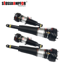 StOSSDaMPFeR 4PCS Front Air Ride Rear Strut Shock Abosrber Fit Bentley A8 D4 VWPhaeton 4H0616039T 4H0616002M