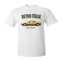 цена на Men's New Arrival Summer Style DE TOMASO PANTERA T-shirt. RETRO ITALIA. CLASSIC CAR. MODIFIED. DETOMASO. Funny T Shirts For Men