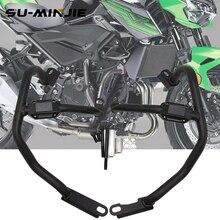 Рамка двигателя Крушение Бар протектор для kawasaki z400 аксессуары для мотоциклов Z 400 18 19