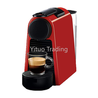 Smart Home Office Small Automatic Capsule Coffee Machine Less Than 5 Cups Italian Style Unique Simple Design Coffee Machine