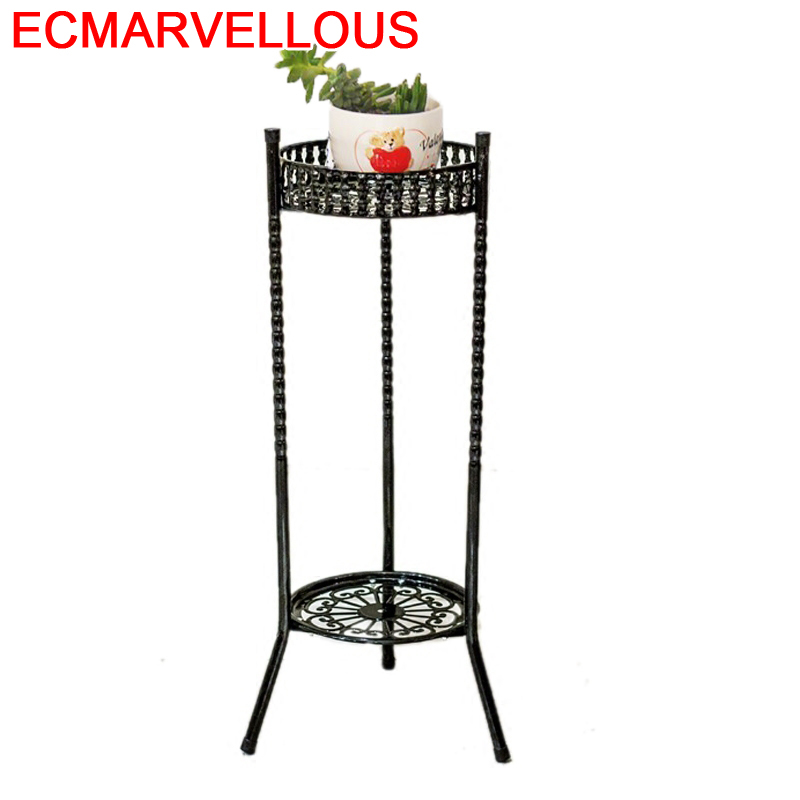 Dekoration Decorative Scaffali In Metallo A Ripiani Metal Raflar Decoracion Exterior Balcon Stand Balkon Flower Shelf Plant Rack