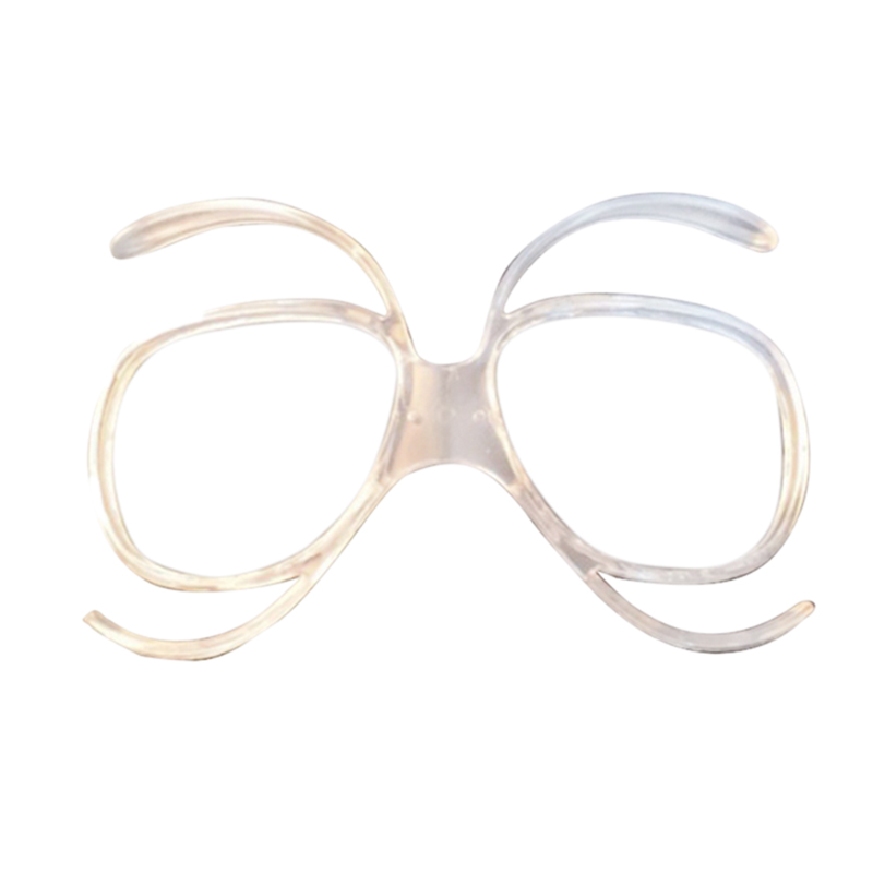 10PCS Ski Goggles Myopia Frame Myopia Inline Frame For Snowboard Goggles Glasses Adapter