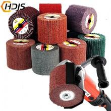 3M stainless steel polishing machine polishing wheel nylon d