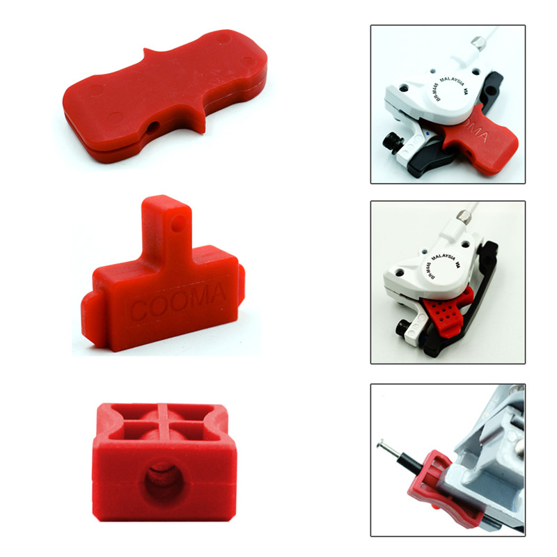 Bicycle Oil Pad Durable Practical High-quality Hydraulic Plastic Disc Brake Purged Spacer Block Tool