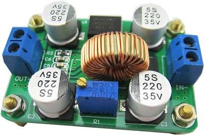 Integrated Circuits LM2587 DC-DC Power Modules Boost Module Over Lm2577 (Peak 5A) DC Step-Up Converter Module Diy Electronics