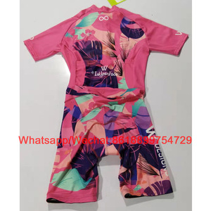 Image 2 - サイクリングトライアスロン speedsuit 女性服 2020 skinsuits ボディ着用 roupa デ ciclismo feminino trisuit ジャンプスーツ triatlon 水着