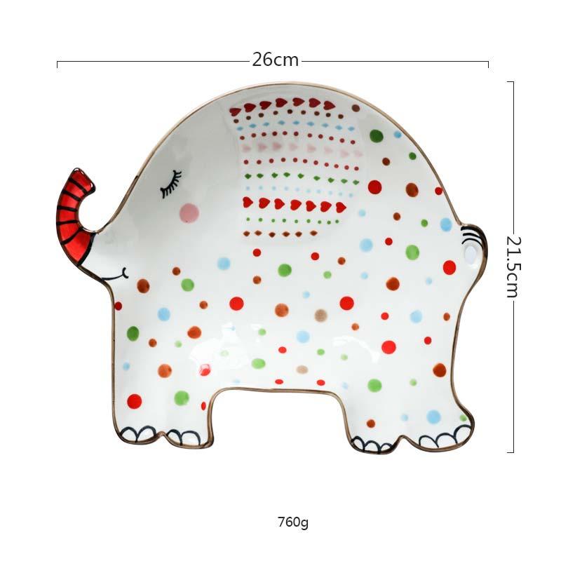 (Elephant) Dish